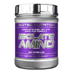 Isolate Amino 500 caps