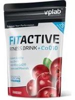 VPLab Fit Active + CoQ10 500g. Cranberry
