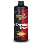 Power System L-Carnitin Strong, 1000 мл, L-carnitine
