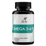 JUST FIT Omega 3-6-9, 90 капс, Омега жиры