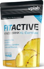 VPLAB Fit Active+ L-carnitine (500гр)
