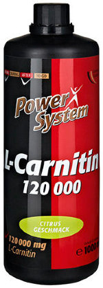 Power System L-Carnitin 120 000 + 1000 мл