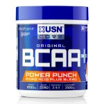 USN BCAA+ Power Punch, 400 г, Аминокислоты BCAA