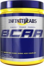 Infinite Labs BCAA, 240 г, Аминокислоты BCAA