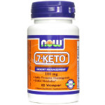 NOW 7-KETO 100mg, 30 капс, DHEA