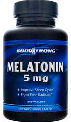 Melatonin 5 мг 360 таб