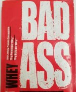 BAD ASS Nutrition Whey, 30 г,
