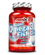Super Omega 3 Fish Oil 90 капс