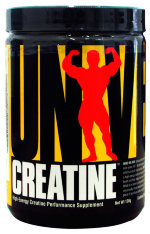 Universal Nutrition Creatine Powder, 120 г, Моногидрат креатина