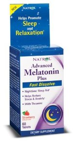 Advanced Melatonin Plus 6 мг 60 таб