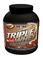Max Muscle Triple Whey Protein