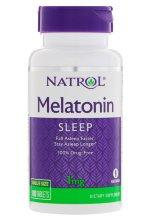 Natrol Melatonin 1 mg, 180 таб, Мелатонин