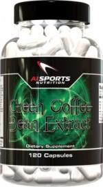Green Coffee Bean Extract 120 капс