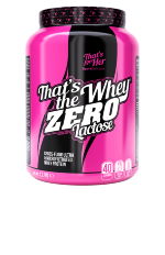 Sport Definition That's The Whey ZERO, 1200 г, Сывороточный протеин
