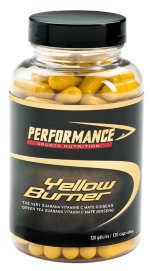 Yellow Burner 120 капс