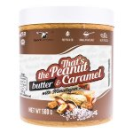 Sport Definition Peanut Butter & Caramel With Himalayan Salt, 500 г, Диетическая паста