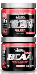 MUSCLE RUSH / BCAA STACK PACK  1 шт