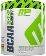 MusclePharm BCAA 3:1:2 Energy, 231 гр, Аминокислоты BCAA