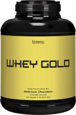Ultimate Nutrition Whey Gold, 2270 гр., Сывороточный протеин