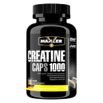 Maxler Creatine CAPS 1000, 100 капс, Моногидрат креатина