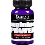 Ultimate Nutrition Arginine Power 800 mg, 100 капс, Аминокислота Аргинин
