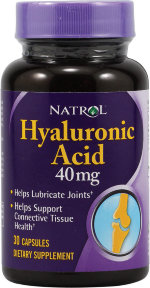 Hyaluronic Acid 40mg (30кап)