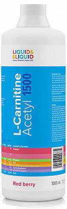 L-Carnitine Acetyl 1500 1000 ml