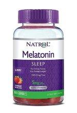 Natrol Melatonin Gummies, 60 таб, Мелатонин