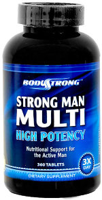 Strong Man Multi High Potency 360 таб