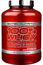 Scitec Nutrition Whey Protein Professional, 2350 г, Сывороточный протеин