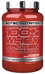 Scitec Nutrition Whey Protein Professional, 920 г, Сывороточный протеин