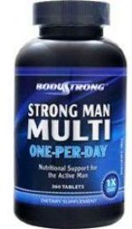 Strong Man Multi One-Per-Day 360 таб