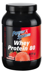 Whey Protein 80  675 г