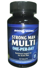 Strong Man Multi One-Per-Day 90 таб