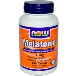 NOW Melatonin 1 mg, 90 капс, Мелатонин