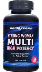 Strong Woman Multi - High Potency 180 таб