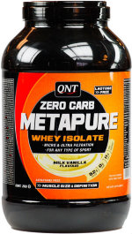 QNT Metapure Isolate 2000 гр