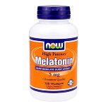 NOW Melatonin 5 mg, 180 капс, Мелатонин