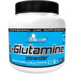 OLIMP L-Glutamine Powder, 250 г, Аминокислота Глютамин