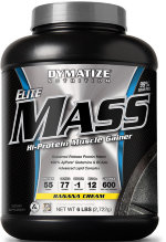 Dymatize Elite Mass Gainer (2800 гр.)