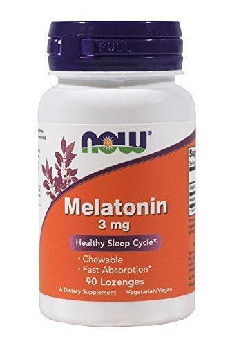 MELATONIN 3 мг LOZ
