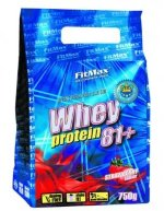 Whey Protein 81+  750 г