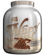 Fitness Authority Whey Protein, 2270 г, Сывороточный протеин