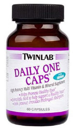 Twinlab Daily One Caps 60 капс