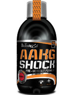 BioTech AAKG Shok extreme (500 мл.)