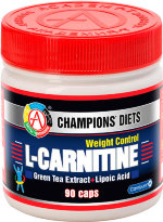 L-Carnitine Weight Control 90 капс
